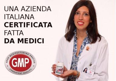 Azienda italiana fatta da medici